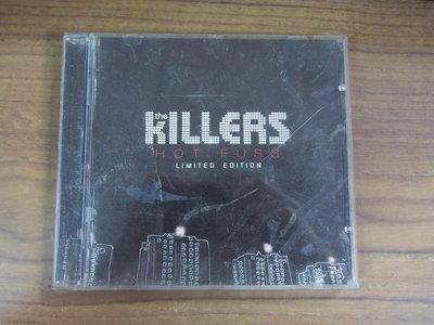 ◎MWM◎【二手CD】Killers-Hot Fuss 內圈加拿大版,細紋多但不影響播放