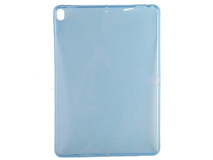 【幸福2次方】Apple 2017 iPad Pro 10.5吋 超薄防摔矽膠保護套 透明簡約保護殼 - 多色可選