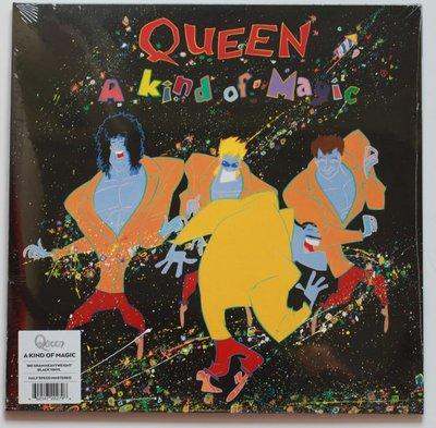 全新歐版黑膠- 皇后合唱團 / (180克裝) Queen / A Kind of Magic