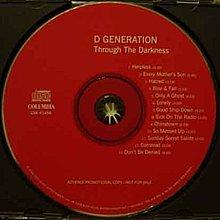 [狗肉貓]_D Generation_Through The Darkness