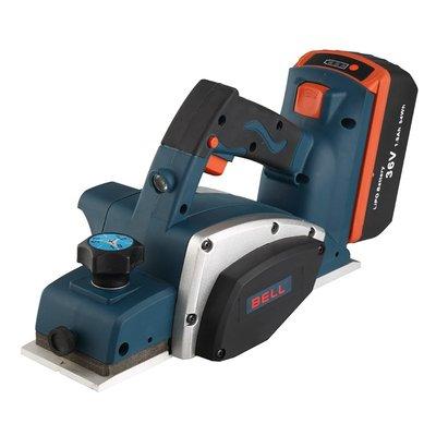 36V無刷充電式可交流鋰電手提電刨家用手提木工刨電刨子木工工具