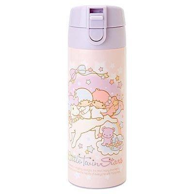 東京家族 Hello Kitty 雙子星星星飛馬不鏽鋼直飲水壺保溫保冷水杯保溫瓶