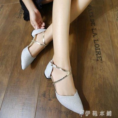 【Miosio】 現貨出清低跟鞋 涼鞋...
