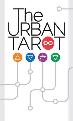 【預馨緣塔羅鋪】現貨正版都市傳說塔羅The Urban Tarot(全新78張)(現代視角魔法指南)