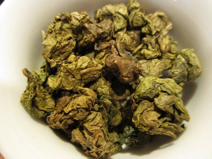 《極品奇楠沉香葉茶》小農--可以喝的綠鑽石—味香甘醇 @分享價100g特價500元@