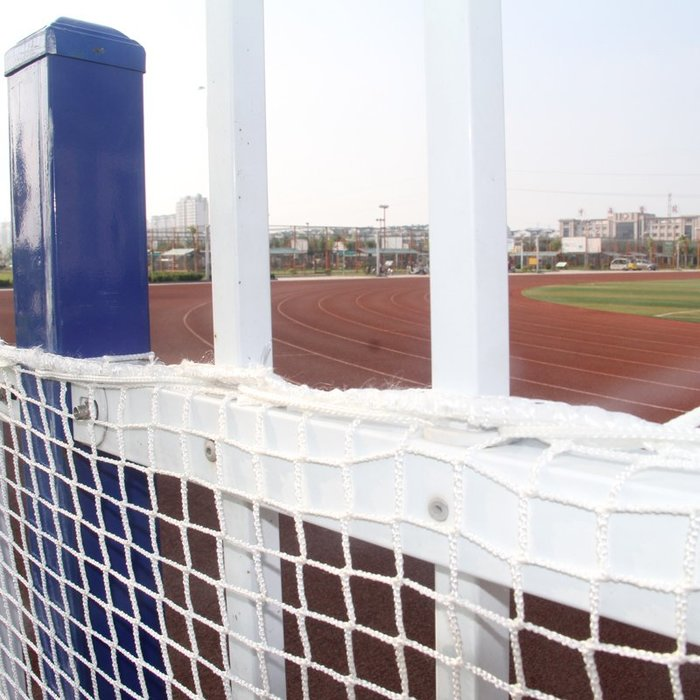 #熱銷#籠式高強尼龍足球場防護圍網攔網籃球網球乒乓球排球場地隔離擋網