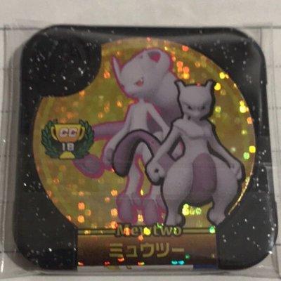 [勁敵珍藏彈] 金卡 超夢 y CC18 史上最強超夢 神奇寶貝 Pokémon Tretta 卡匣 金超夢