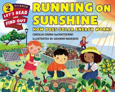 *小貝比的家*RUNNING ON SUNSHINE HOW DOES SOLAR ENERGY WORK/LET'S