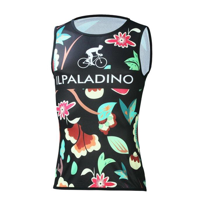 【ILPALADINO】男款機能速乾透氣内衣背心 :: 花