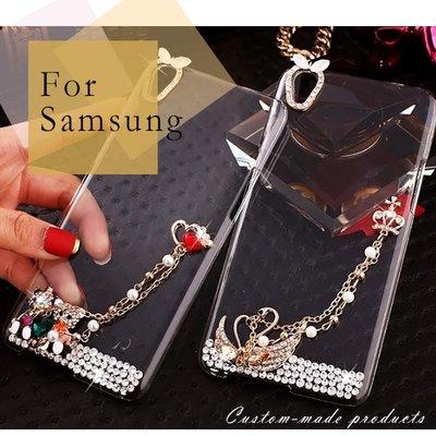 三星 Note9 J8 A8 Star A8+ J6 S9 S8 J7Plus J7Pro J6 手機殼 多款清新水鑽殼