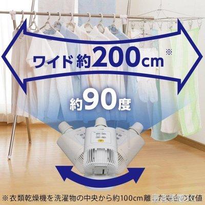 日本家用渦輪螺旋風對流換氣干衣機吹干燥風干衣不傷衣-E點點
