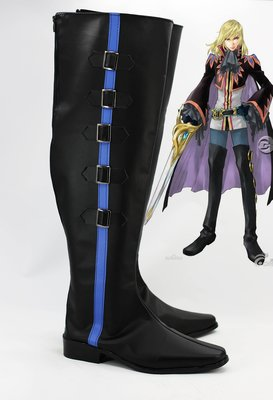 cosplay漫窩 編號2158 圣恩傳說 Tales of Graces 理查德  COSPLAY鞋