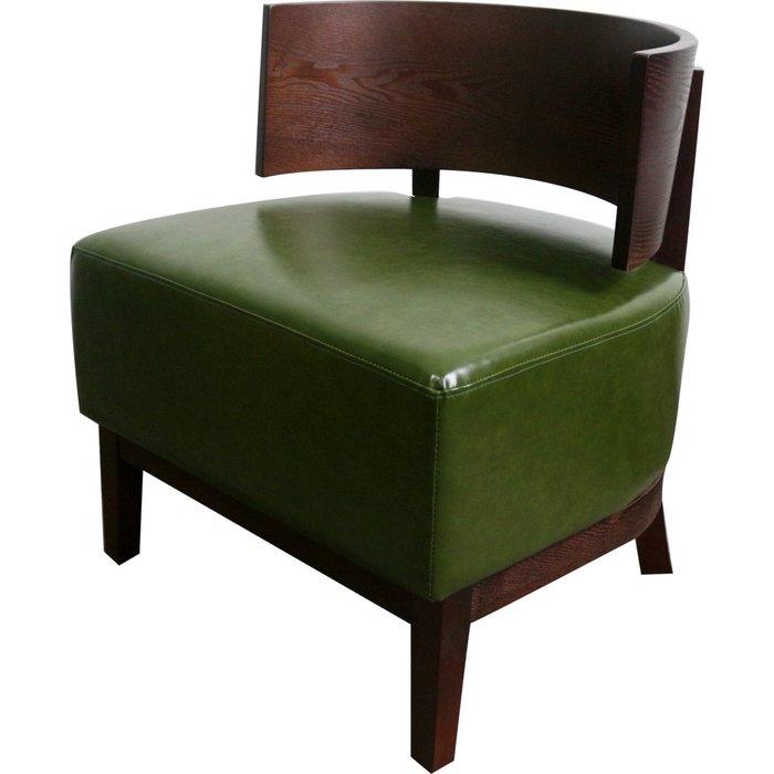 【YOI傢俱】巴倫沙發-胡桃框 棕/綠2色可選 YJC-S302-1 (皮面沙發/休閒椅)