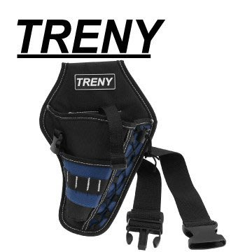 【TRENY直營】TRENY (槍款-工具腰帶) 整齊收納不零亂 隨身工具包 電工包 耐磨 耐重 大容量 5032B