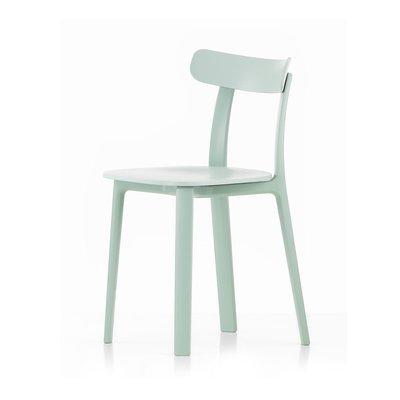 Luxury Life【預購】瑞士 Vitra All Plastic Chair 俐落線條 塑形 單椅