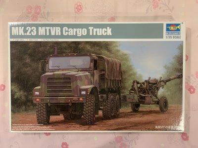 TRUMPTER MK.23 MTVR Cargo Turck