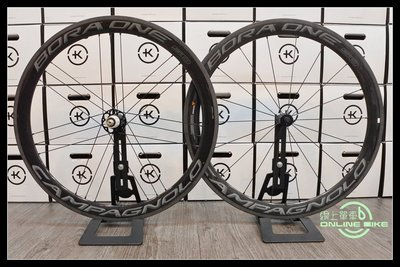 【online bike】線上單車 CAMPAGNOLO BORA ONE 50 AC3 OPEN /MAVIC SLE