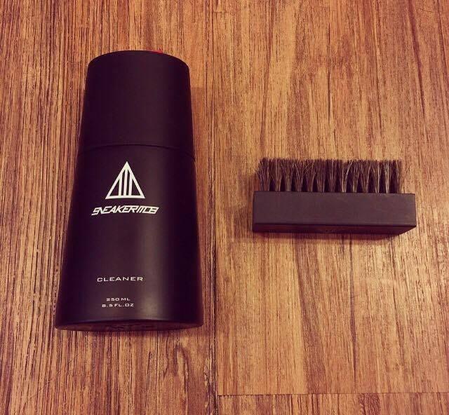 ☆AirRoom☆【現貨】Sneaker Mob Cleaning Kit 單罐 + 馬毛刷 洗鞋 聖器 免運