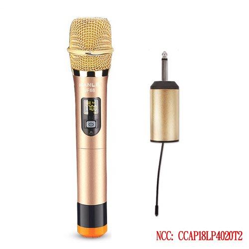 專業 百米 無線麥克風 防嘯叫 無雜音 抗干擾 不斷頻 UHF 無線麥克風 隨插即用 歌手級 降噪