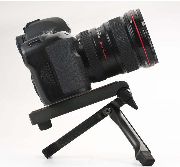 呈現攝影-SWALLOW 桌上型三腳架 低角度支架 簡易肩架 閃燈架 閃光燈 穩定架 錄影 載重 2Kg