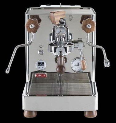 [預購]2020最新款Lelit bianca PL162T 可變壓 PID 雙鍋爐 半自動義式咖啡機