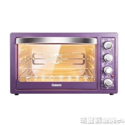 烤箱 K4T烤箱家用烘焙多功能全自動商用電烤箱蛋糕