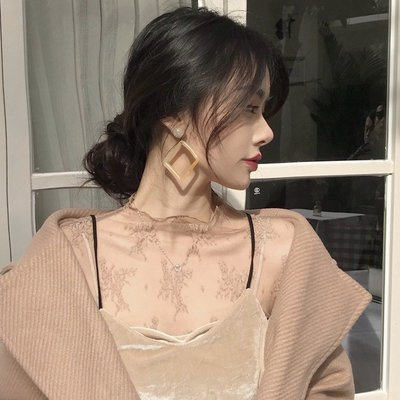 復古韓風chic高領蕾絲衫女2020新款洋氣性感長袖內搭打底衫潮上衣