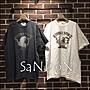 SaNDoN x『UNGRID』2018早春新品 官網熱賣完售 美式字母洗舊老鷹復古TEE SLY 180305