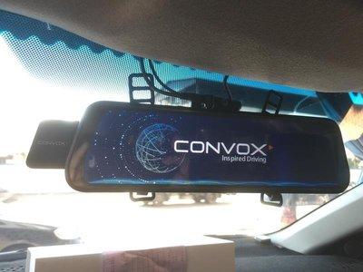 (小鳥的店)豐田 ALTIS 11代 11.5代 CONVOX 電子後視鏡 行車紀錄器 前後錄影 倒車顯影