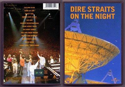 Dire Straits - On The Night (DVD)@XI31227
