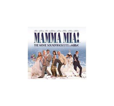 合友唱片 電影原聲帶 / 媽媽咪呀 OST / Mamma Mia! CD