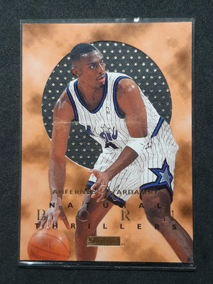 Penny Hardaway 1995-96 E-XL Natural Born Thrillers