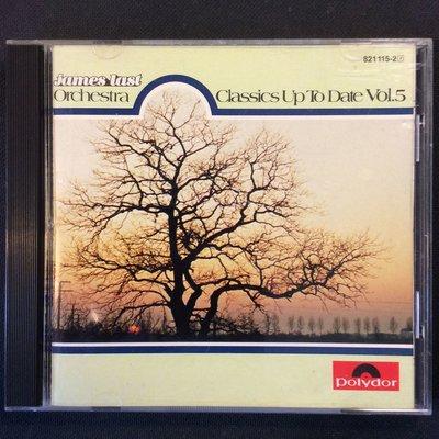 James Last詹姆斯拉斯特-Classics Up To Date「今日之古典」舊版1978年韓國全銀圈版