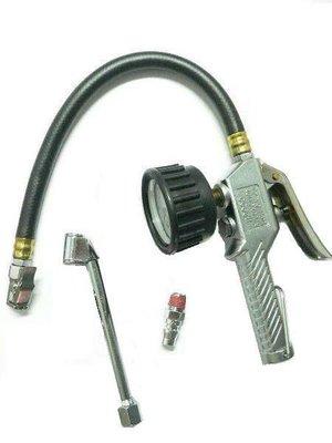 THB品牌 專業用胎壓槍 測胎壓 打氣量壓錶