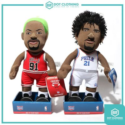 DOT聚點 Bleacher Creature NBA 公仔 人形布偶 球星 娃娃 人偶 RODMAN EMBIID