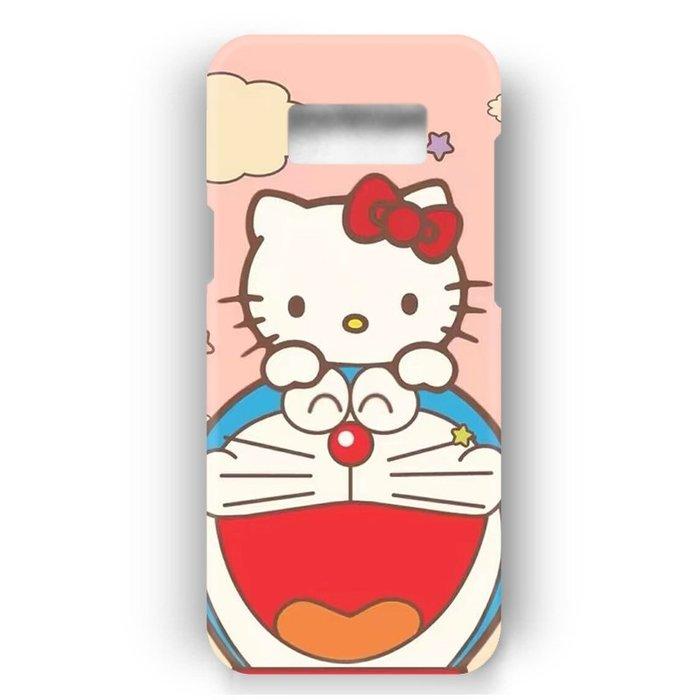 哈嘍Kitty凱蒂貓卡通可愛 三星S9 S8 plus S7 edge Note8 手機殼