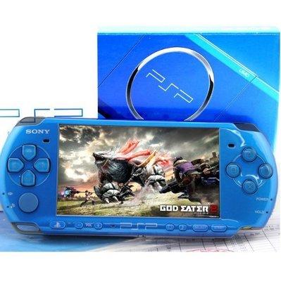 【廠家直銷】索尼PSP3000 全新原裝PSP主機v破解 掌上遊戲機GBA經典遊戲街機FC