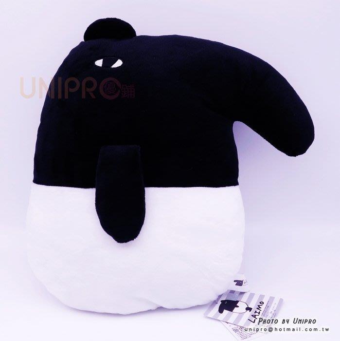【UNIPRO】馬來貘 LAIMO 絨毛玩偶 娃娃 抱枕 靠枕 午安枕 Cherng