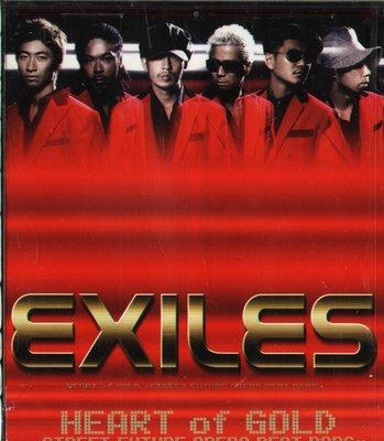 K - EXILES 放浪兄弟 - HEART of GOLD STREET FUTURE OPERA 日版 - NEW