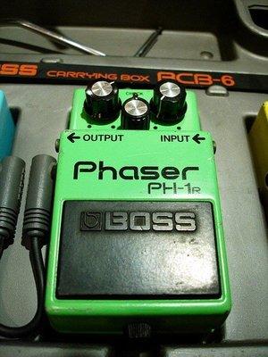 ☆ 唐尼樂器︵☆經典絕版 BOSS 單顆效果器之日本製 PH-1r Phaser