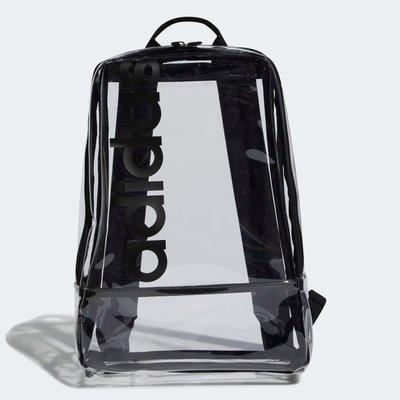 預購 3F美國代購 100%正品 ADIDAS ESSENTIALS CLEAR LINEAR EW4829 後背包
