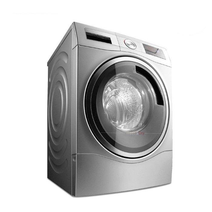 創意居家~Bosch/博世 高端10公斤洗烘干一體 滾筒洗衣機全自動 WDU285680W批發 清倉特賣 團購