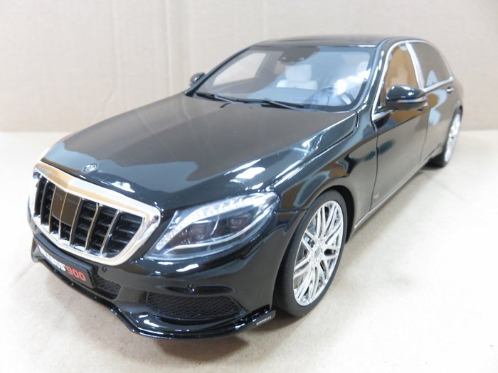 =Mr. MONK= GT SPIRIT Brabus Maybach 900