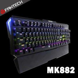 【風雅小舖】【FANTECH MK882 RGB光軸全防水專業機械式電競鍵盤】光軸機械軸體/RGB燈效/全鍵無衝突