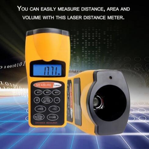 CP-3007測距儀 超聲波測距儀手持測遠儀 電子測量儀 爆款產品