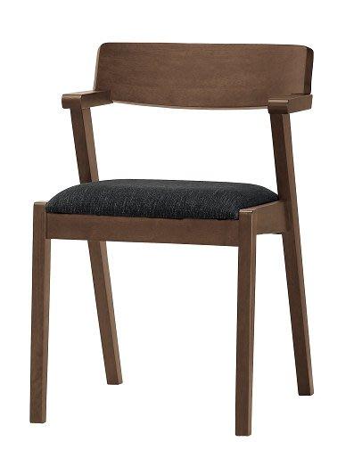 [ 椅子王 ]---- 馬森實木餐椅