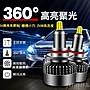 【現貨有保固】360度50W六面發光LED燈泡H1 H3 H7 H11 9005 9006 9012 D2/D3/D4
