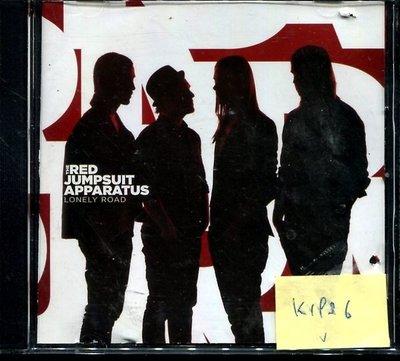 *真音樂* RED JUMPSUIT APPARATUS / LONELY 二手 K1926 (封面底破)(59下標賣)