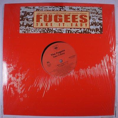 《全新美版單曲黑膠》Fugees – Take It Easy