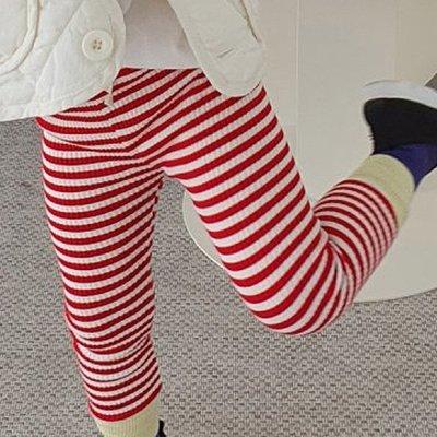 3~13 ♥褲子(RED) MERRY GO ROUND-2 21秋季 MGR210823-010『韓爸有衣韓國童裝』~預購